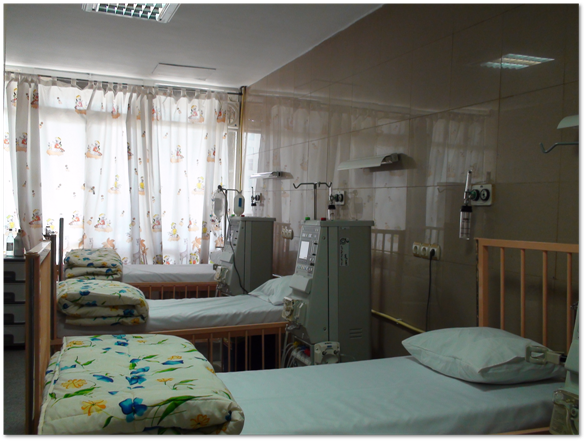 PICU - Mofid Childrens Hospital